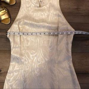 Jessica McClintock Dresses - Vintage Jessica McClintock Semi-Formal Dress